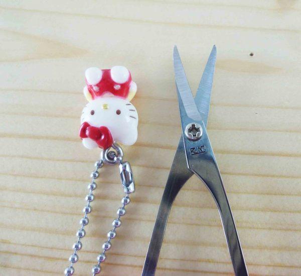 【震撼精品百貨】Hello Kitty 凱蒂貓-KITTY修容剪-粉