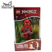 凱忍者 LEGO/樂高/樂高鑰匙圈/鑰匙圈/NINJAGO 旋風忍者/LED/LED鑰匙圈
