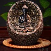 佛教用品佛具陶瓷佛堂佛像香插擺件香座