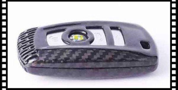 【車王小舖】寶馬 BMW 1系 3系 4系 5系 6系 7系 碳纖維 卡夢 鑰匙殼 鑰匙包