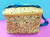 【震撼精品百貨】Winnie the Pooh 小熊維尼~保冷保溫袋~維尼滿版#01025