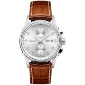 HAMILTON 漢米爾頓Jazzmaster/經典時刻機械腕錶/H32576555