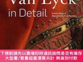 二手書博民逛書店罕見原版 揚·凡·艾克Van Eyck in Detail Portable原版進口畫冊畫集藝術圖書Y3937