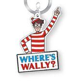 Wally《在這裡!》造型一卡通