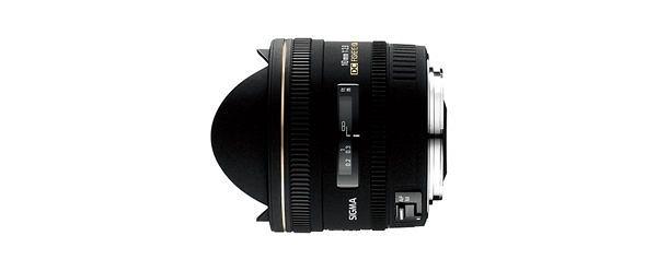 [EYE DC] SIGMA 10mm F2.8 EX DC FISHEYE HSM 恆伸公司貨保固三年~ (分12/24期)