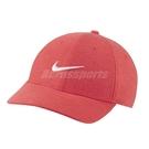 Nike 帽子 Legacy 91 紅 白 高爾夫球帽 遮陽 排汗 可調式設計 運動休閒 【ACS】 BV1076-631