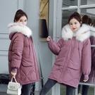冬季加厚上衣 連帽外套夾克外套 修身顯瘦棉服女生外套 麵包服棉襖女士外套 韓版外套羽絨外套