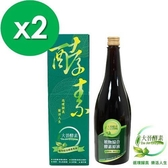 【大晉酵素】植物綜合酵素原液720ml x2瓶