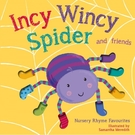 Incy Wincy Spider 小蜘...