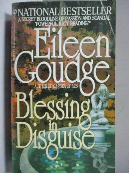 【書寶二手書T3/原文小說_MQO】Blessing in Disguise_Eileen Goudge