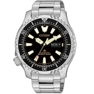 CITIZEN星辰PROMASTER極限探索機械錶 NY0090-86E 黑