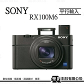 SONY DSC-RX100M6 24-200mm 1吋 Exmor R CMOS 類單眼 RX100VI / RX100六代 【平行輸入】WW