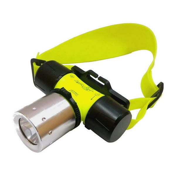 CREE T6 LED巡弋潛水頭燈(T6-APT)