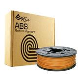 XYZprinting ABS塑料3D列印線材匣600g陽橙【愛買】