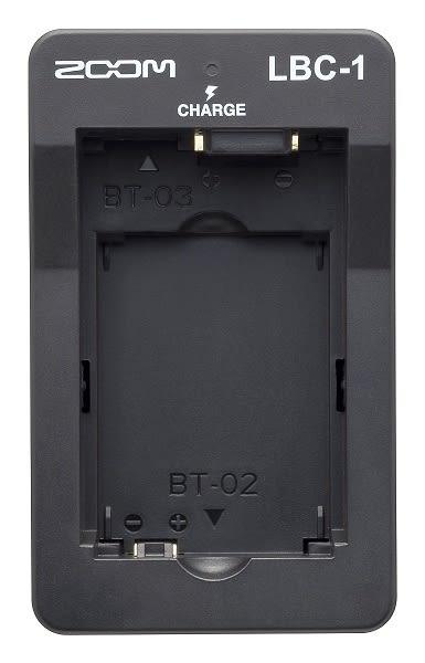 Zoom LBC-1 Q4 Q4n Q8 鋰電池充電器 BT-02 BT-03 台灣總代理 公司貨