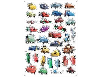 Cars 聰明玩磁貼 QH036A 根華 (購潮8) 汽車總動員 閃電麥坤