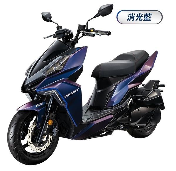 SYM 三陽機車 龍 DRG 158 六期/ABS/雙碟煞/ZRSG/怠速熄火 2021全新車