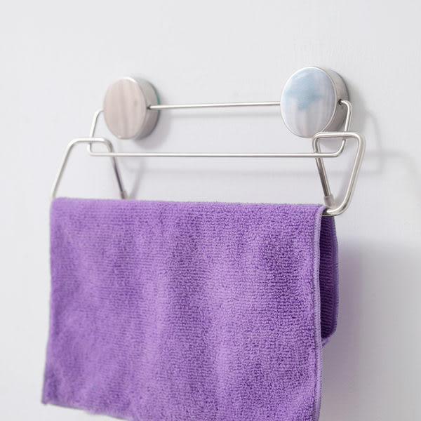 廚房收納 毛巾架【D0004】不鏽鋼吸鐵毛巾架 MIT台灣製 完美主義