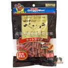 【寵物王國】日本DoggyMan-犬用金牌短切野菜牛肉條150g