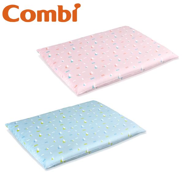 【愛吾兒】Combi 康貝 Air Pro 水洗空氣枕-平枕-藍/粉 (71163/71164)