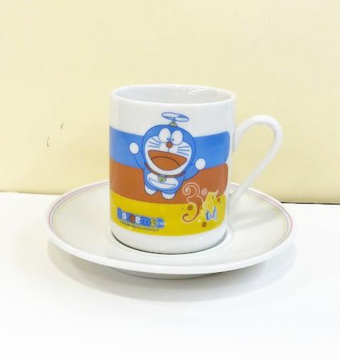 【震撼精品百貨】Doraemon_哆啦A夢~哆啦A夢咖啡杯-竹蜻蜓#98002