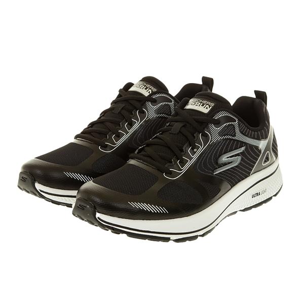 SKECHERS GO RUN CONSISTENT 黑 男 健身 訓練 避震 休閒 慢跑鞋 220035BKW
