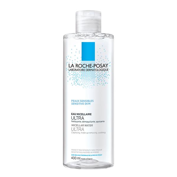 【理膚寶水 La Roche-Posay】舒緩保濕卸妝潔膚水 400ml