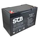 龍昌 SCB EV100-12 鉛酸電池...