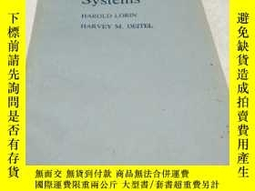 二手書博民逛書店Operating罕見Systems(操作系統)Y6856 HA
