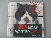 【書寶二手書T7/原文小說_IAG】FBI s Most Wanted Cats_Leigh, Mark/ Lepine