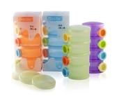 貝喜力克Basilic 四層奶粉盒3 個上蓋顏色 出貨