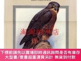 二手書博民逛書店George罕見Edward Lodge UNPUBLISHED BIRD PAINTINGS(鳥類の細密畫集)奇