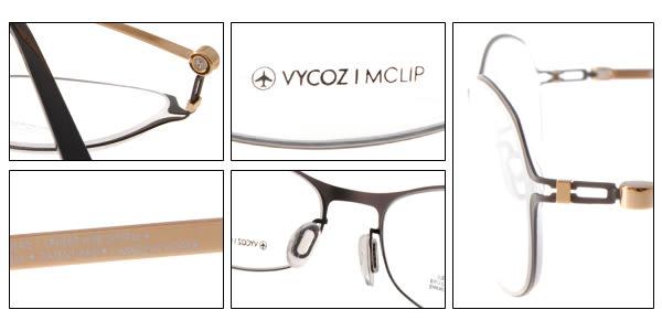 VYCOZ 光學眼鏡 JINS BLKGD (黑金) 薄鋼舒適簡約款 # 金橘眼鏡