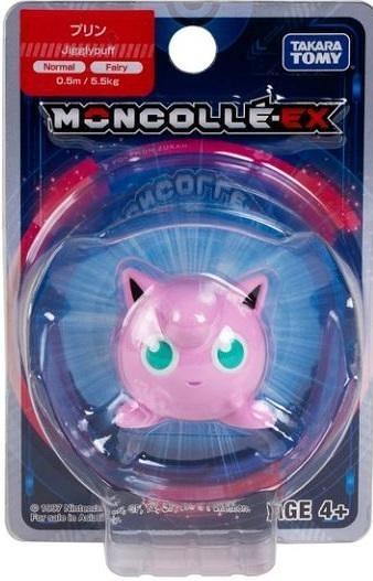 Pokemon GO 神奇寶貝 EX PCC_63 胖丁_PC13161 精靈寶可夢