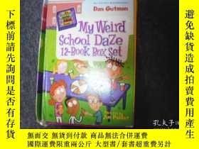 二手書博民逛書店MY罕見WEIRD SCHOOL DAZE 12-BOOK BO