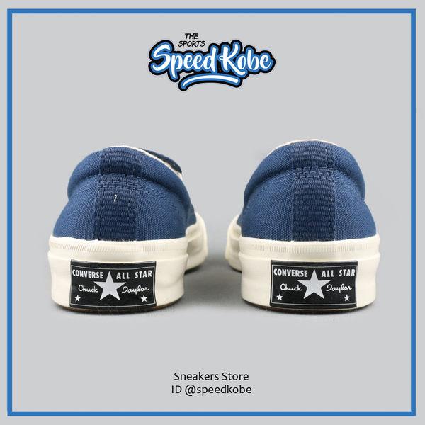 CONVERSE ALL STAR CT Deck Star'67 海軍藍 奶油底 懶人鞋 男女 150857C ☆SP☆