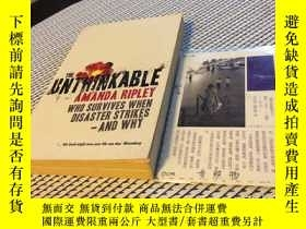 二手書博民逛書店英文原版罕見the unthinkable : who surv