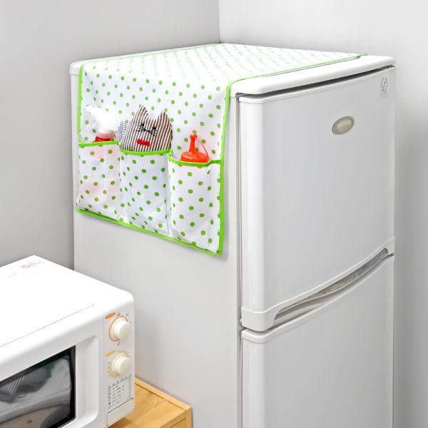 冰箱雜物用收納袋(約42x136cm) / SP7516/冰箱防塵收納套