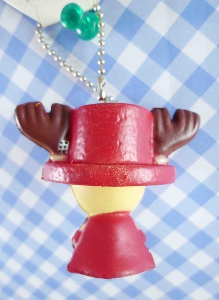 【震撼精品百貨】One Piece_海賊王~吊飾-軟膠紅