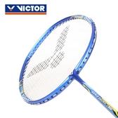 VICTOR 亮劍-穿線拍-4U (訓練 羽球拍 羽毛球 勝利 免運 ≡排汗專家≡
