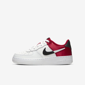 Nike Air Force 1 LV8 1 (GS) [CK0502-600] 大童鞋 運動 休閒 籃球 透氣 紅白