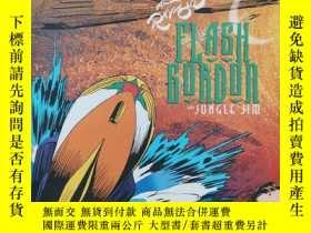 二手書博民逛書店Alex罕見Raymond Definitive Flash Gordon and Jungle Jim Volu