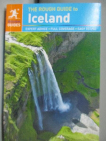 【書寶二手書T2/旅遊_GCY】The Rough Guide to Iceland_Leffman, David/ P