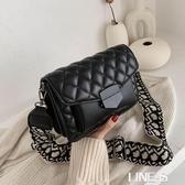 2020新款流行包包高級感網紅小方包時尚質感斜挎包百搭ins單肩包