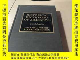 二手書博民逛書店Historical罕見Dictionary of ZimbabweY28718 Scarecrow Pre