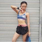 瑜珈褲(短褲)-戶外慢跑速乾透氣女健身褲73ob13【時尚巴黎】
