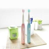 牙刷 淩度防水聲波電動牙刷智能五檔充電式全自動牙刷軟毛震動情侶牙刷【創時代3C館】