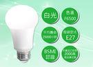 11.5W LED燈泡 E27 白光 黃光【多廣角特賣廣場】