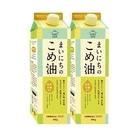 【日本三和】玄米胚芽油1000ml(二入...