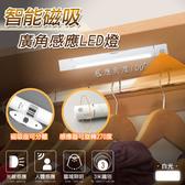 【進階版】智能磁吸廣角居家感應LED燈